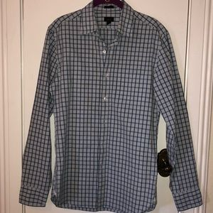 J. Crew Slim long sleeved shirt